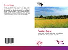 Bookcover of Preston Bagot