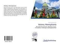 Portada del libro de Verona, Pennsylvania
