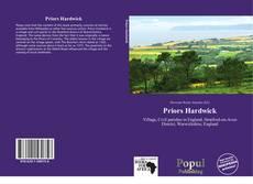 Обложка Priors Hardwick