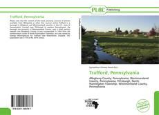 Обложка Trafford, Pennsylvania