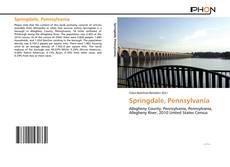 Springdale, Pennsylvania的封面
