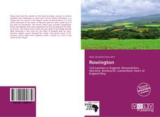 Couverture de Rowington