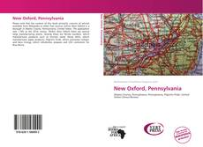 Bookcover of New Oxford, Pennsylvania