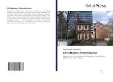 Bookcover of Littlestown, Pennsylvania