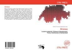 Buchcover von Gresso