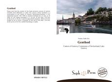 Bookcover of Genthod