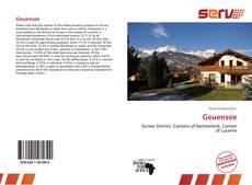Copertina di Geuensee