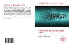 Copertina di SGI Origin 3000 and Onyx 3000