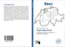 Capa do livro de Gipf-Oberfrick