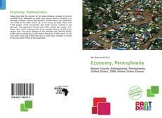 Обложка Economy, Pennsylvania