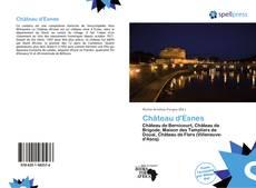 Capa do livro de Château d'Esnes