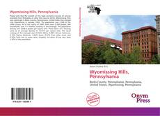 Bookcover of Wyomissing Hills, Pennsylvania