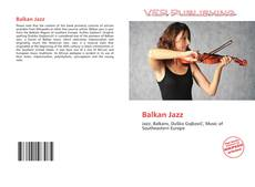 Bookcover of Balkan Jazz