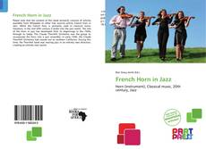 Bookcover of French Horn in Jazz
