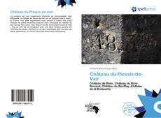 Bookcover of Château du Plessis-de-Vair