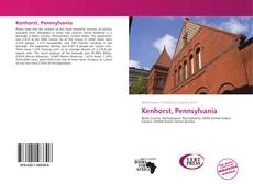 Kenhorst, Pennsylvania kitap kapağı