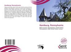 Обложка Hamburg, Pennsylvania