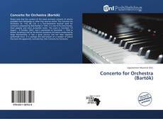 Bookcover of Concerto for Orchestra (Bartók)