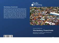 Capa do livro de Martinsburg, Pennsylvania