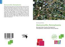 Duncansville, Pennsylvania的封面