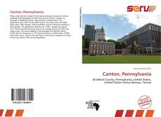 Bookcover of Canton, Pennsylvania