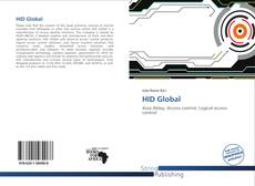 HID Global kitap kapağı