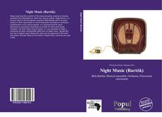 Capa do livro de Night Music (Bartók)