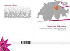 Couverture de Hauterive, Fribourg