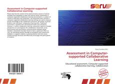 Copertina di Assessment in Computer-supported Collaborative Learning