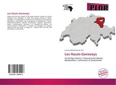 Bookcover of Les Hauts-Geneveys