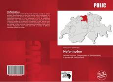 Bookcover of Hefenhofen