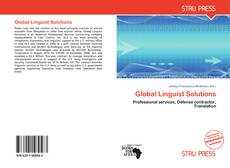 Bookcover of Global Linguist Solutions