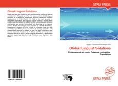 Global Linguist Solutions的封面