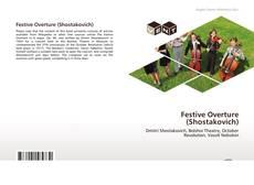 Обложка Festive Overture (Shostakovich)