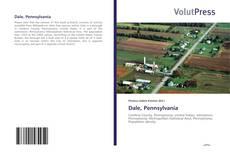 Dale, Pennsylvania kitap kapağı