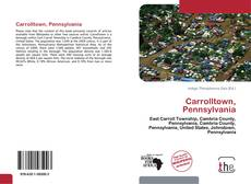 Bookcover of Carrolltown, Pennsylvania