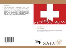 Capa do livro de Herbligen