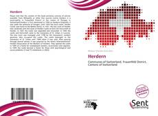 Bookcover of Herdern