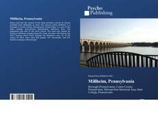 Capa do livro de Millheim, Pennsylvania
