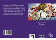 Bookcover of Serenius