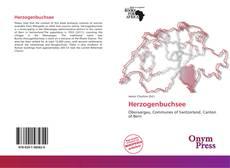 Bookcover of Herzogenbuchsee