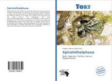 Capa do livro de Spiralothelphusa