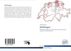 Bookcover of Hettlingen
