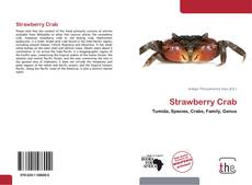 Strawberry Crab kitap kapağı