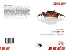 Strengeriana kitap kapağı