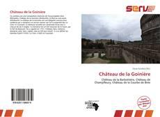 Buchcover von Château de la Goinière