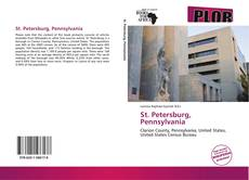 Bookcover of St. Petersburg, Pennsylvania