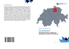 Bookcover of Hindelbank