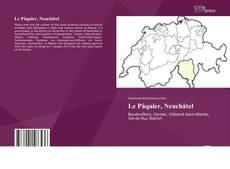 Le Pâquier, Neuchâtel kitap kapağı
