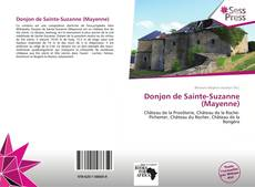 Bookcover of Donjon de Sainte-Suzanne (Mayenne)